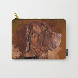 Dog drawing Carry-All Pouch