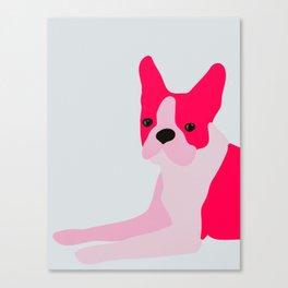 PINKY Canvas Print