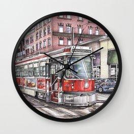 Spadina King Wall Clock