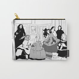 Las Meninas Carry-All Pouch