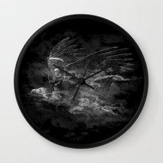 Reaper's Ride Wall Clock