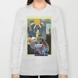 Collage - Labor of Love Long Sleeve T-shirt