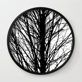 Branches 5 Wall Clock