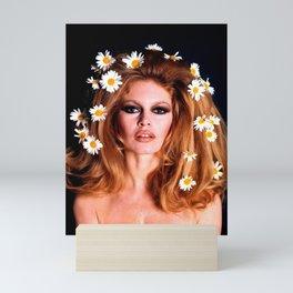Daisy Bardot Mini Art Print