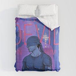 Got the Devil in Him Comforters