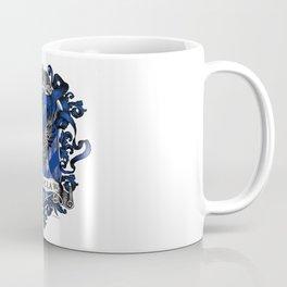 Ravenclaw Color Crest Coffee Mug