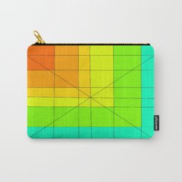 Malignant colors Carry-All Pouch