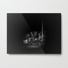 Los ángeles. Metal Print