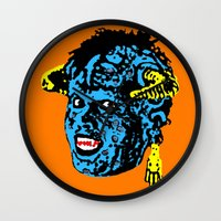 "1989 Wall Clocks featuring ""Mourning My Youth"" Series 