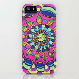 Balancing Imperfection of perfection iPhone Case
