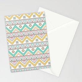 Batik Style 4 Stationery Cards