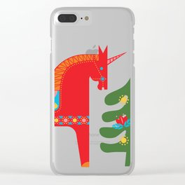 Scadinavian Fairytale Bright Clear iPhone Case