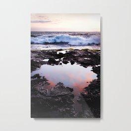 Keahole Sunset Metal Print