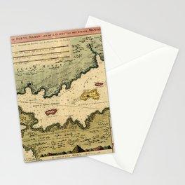 Minorca 1710 Stationery Cards