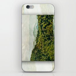 Smoky Mountain Reflections iPhone Skin