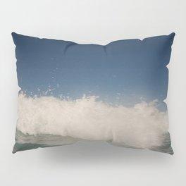 Blue Ocean Wave  Pillow Sham