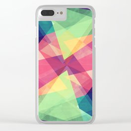 Not the only one Clear iPhone Case