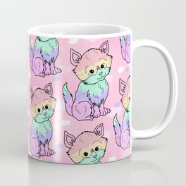 Rainbow Cats Coffee Mug