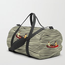 Illusionary Boat Ride Duffle Bag