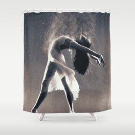 Raising ... Shower Curtain