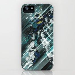 gundam artwork 8 iPhone Case