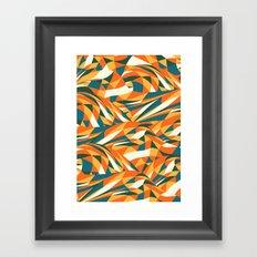 Astro Naive Framed Art Print