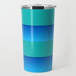 Stripes are in fashion today Travel Mug