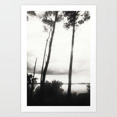 island XXXII Art Print