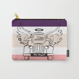 My Angel Carry-All Pouch