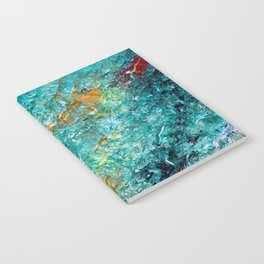 """Leprechaun's Koi Pond"" Painting Notebook"