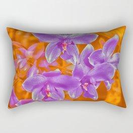 Orchidland Rectangular Pillow