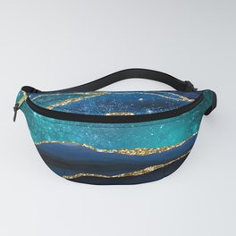Marble Milky Way Fanny Pack