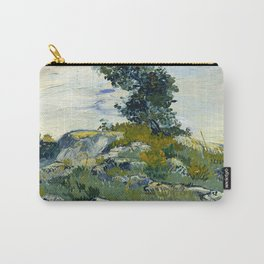 """Vincent van Gogh """"The rocks"""" Carry-All Pouch"""