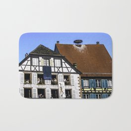 Windows - Colmar France Bath Mat