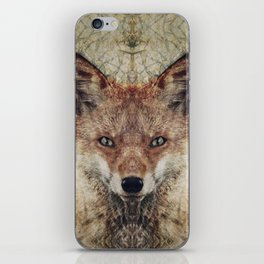 Fox II iPhone Skin