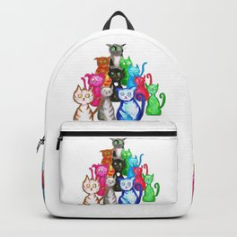 Gang of cats Backpack
