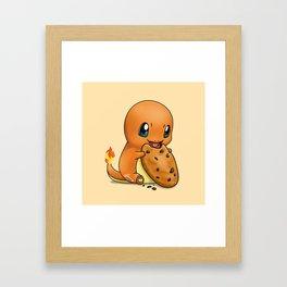 Cookiemander Framed Art Print