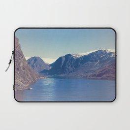 Sognefjord I Laptop Sleeve
