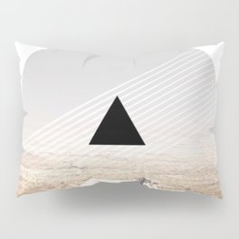 Sheep - triangle graphic Pillow Sham