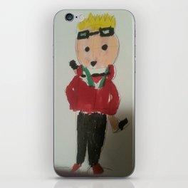 Christmas and Hockey iPhone Skin