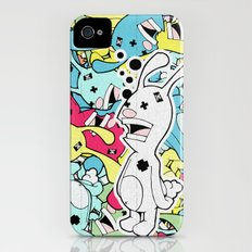 Bun Bun iPhone (4, 4s) Slim Case