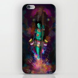Zulu Giant iPhone Skin