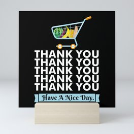 Have A Nice Day - Gift Mini Art Print