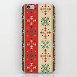 Navajo style pattern iPhone Skin