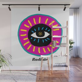 AMULET-COLOR Wall Mural