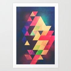yyty dyyd Art Print
