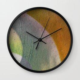 Abstract No. 544 Wall Clock