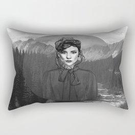 GREY SKY Rectangular Pillow