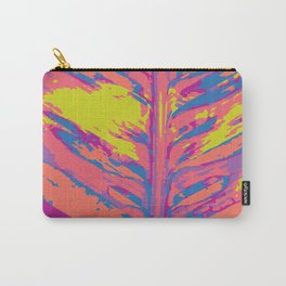 leafy coral Carry-All Pouch