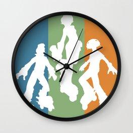 JET SET RADIO Wall Clock